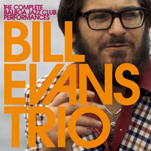 Diseño Grafico Portada Disco CD Bill Evans