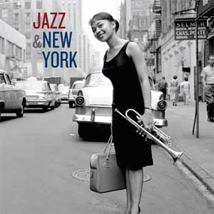Diseño Portada Jazz & New York