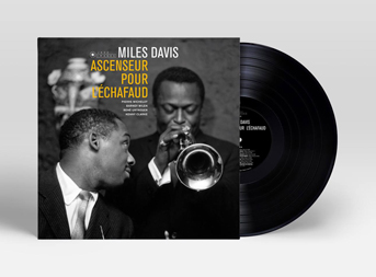 portada miles davis ascenseur mini